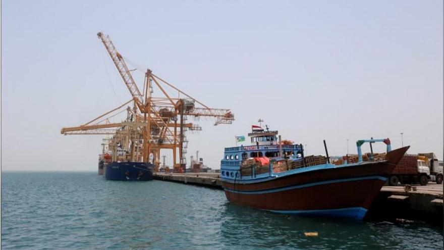 Port of Hodeidah