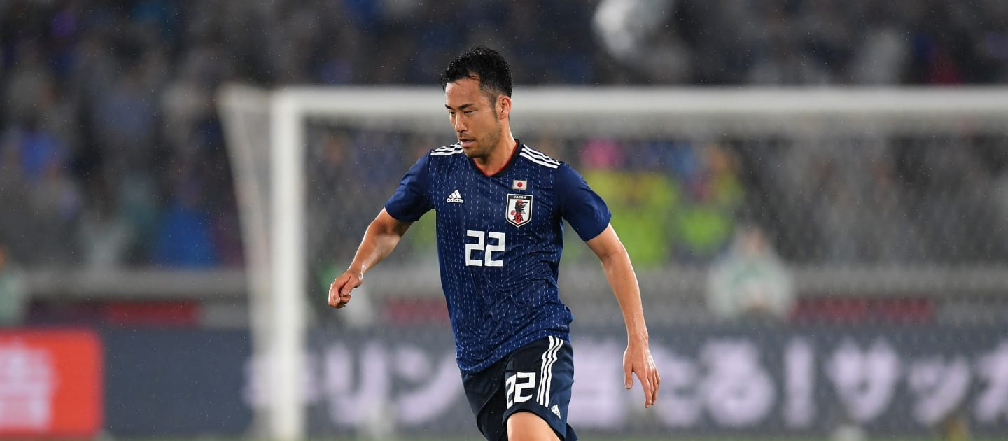 Yoshida relishing Colombia rematch