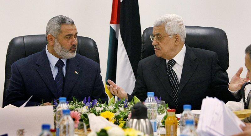 The escalation of differences between Fatah and Hamas