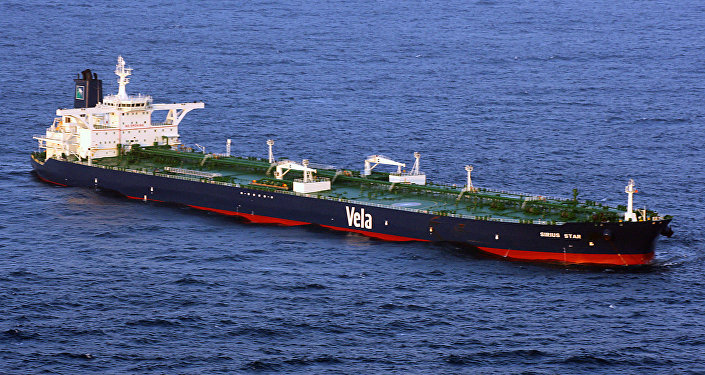 Oil tanker (archive)