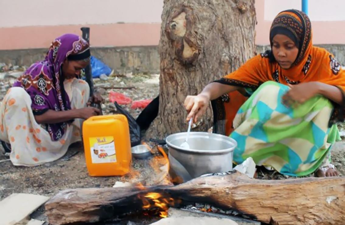 تصف الأمم المتحدة بشكل متكرر الأزمة الإنسانية في اليمن، بـأسوأ كارثة إنسانية في العالم منذ الحرب العالمية الثانية