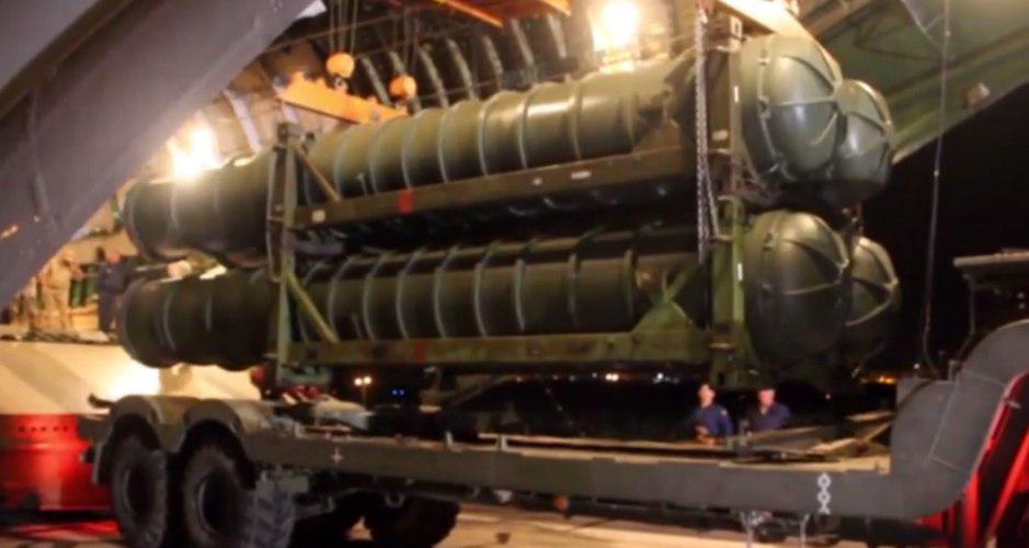 Russian S-300 air defense systems