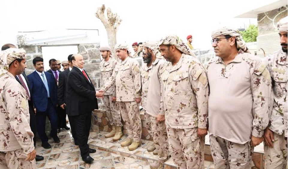يحتاج الرئيس اليمني هادي لموافقة القوات الاماراتية لزيارة عدن