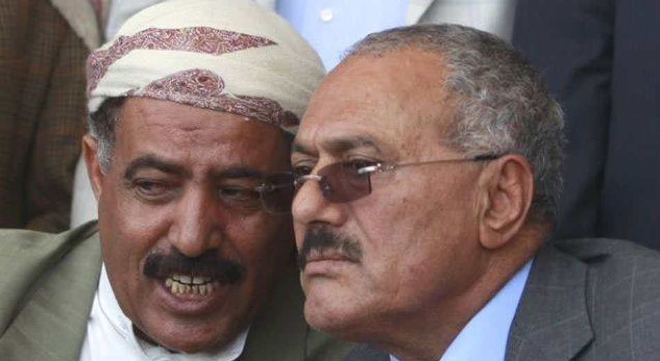 (Al-Raa'i was the closest personality to late president Saleh)