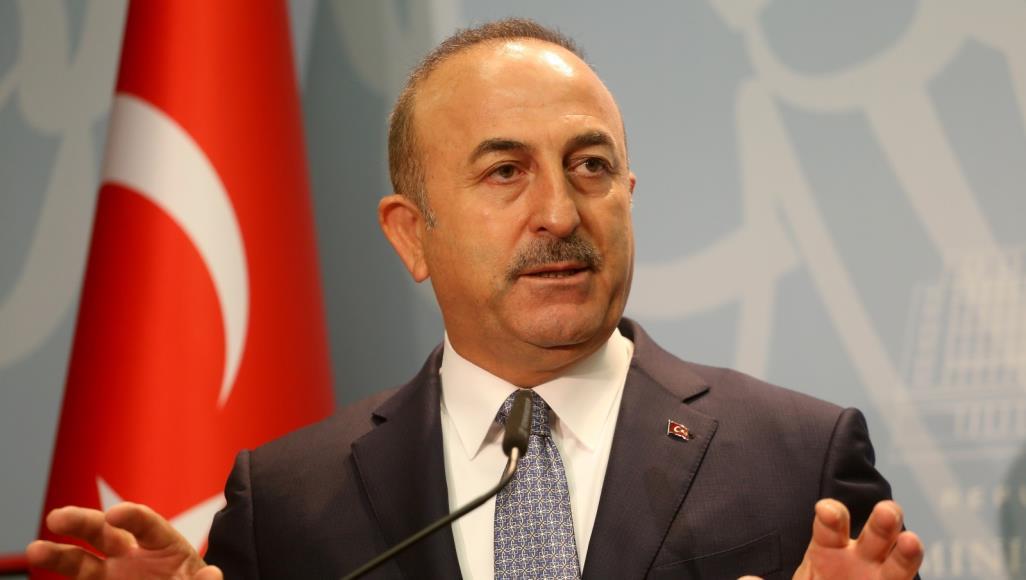 Image result for وزير الخارجية التركي مولود تشاووش أوغلو