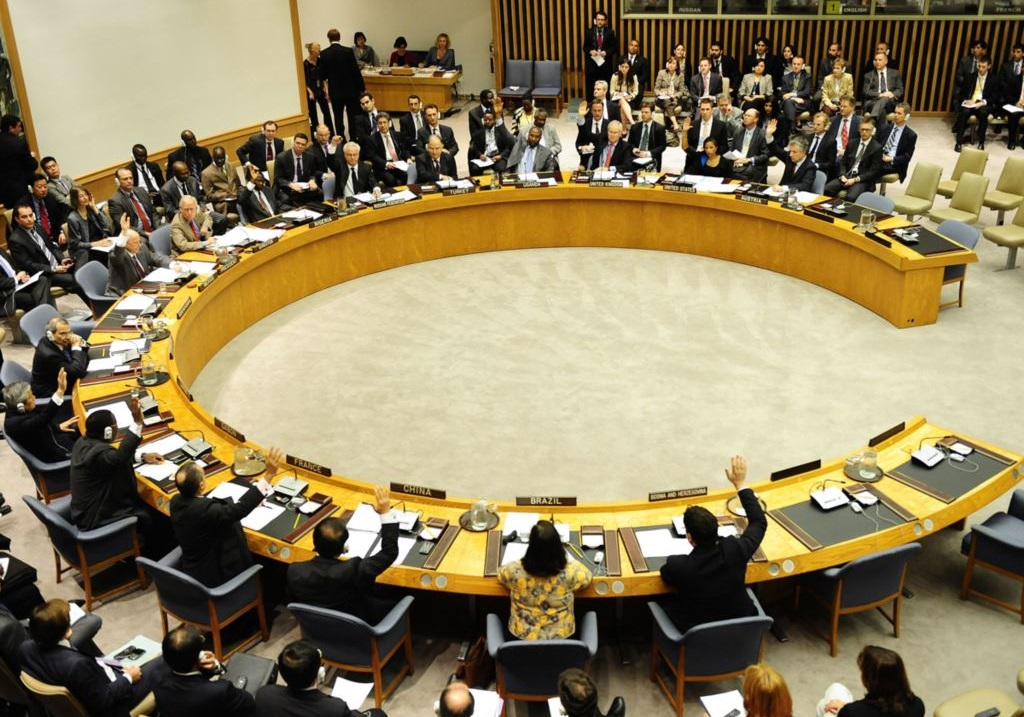 UN Security Council (archive)