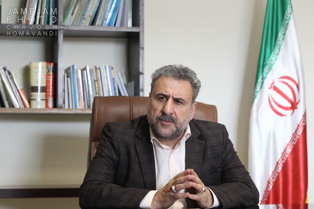 Heshmatollah Falahatpisheh, head of the Iranian Parliament's Committee on National Security