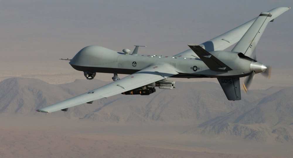 US made, MQ1 drone- Archive
