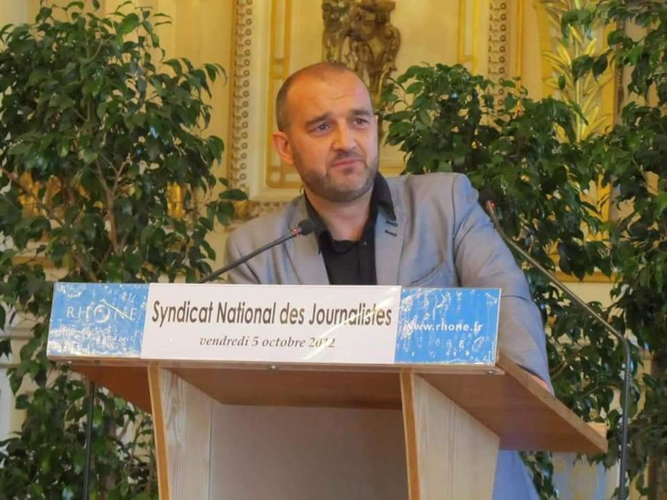 Anthony Bellanger - Secretary General of the International Federation of Journalists