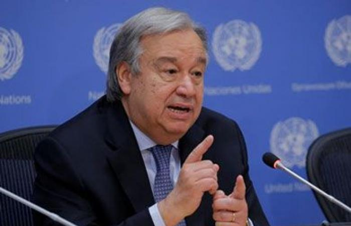 "Guterres clings to Griffiths despite criticism of Yemeni ""legitimacy"" and claims to change him."