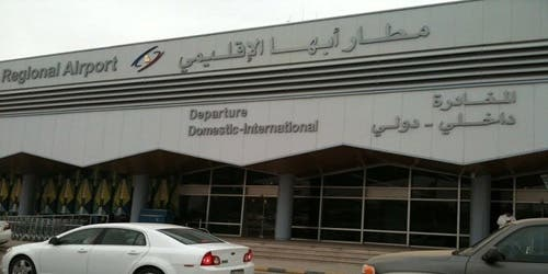 Abha international airport