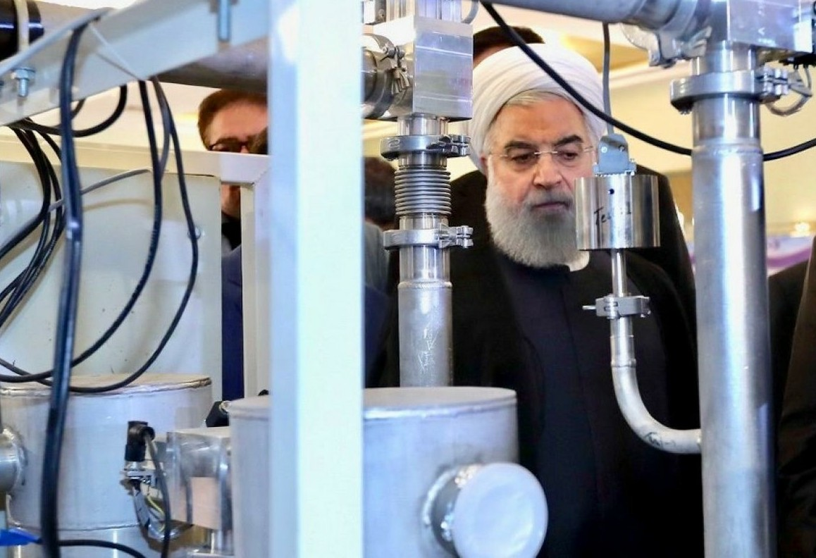 Iran to increase nuclear enrichment to 5%
