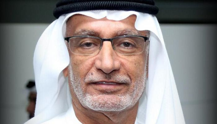 The former adviser to Abu Dhabi Crown Prince Sheikh Zayed bin Zayed Al Nahyan, Abdulkhaleq Abdullah