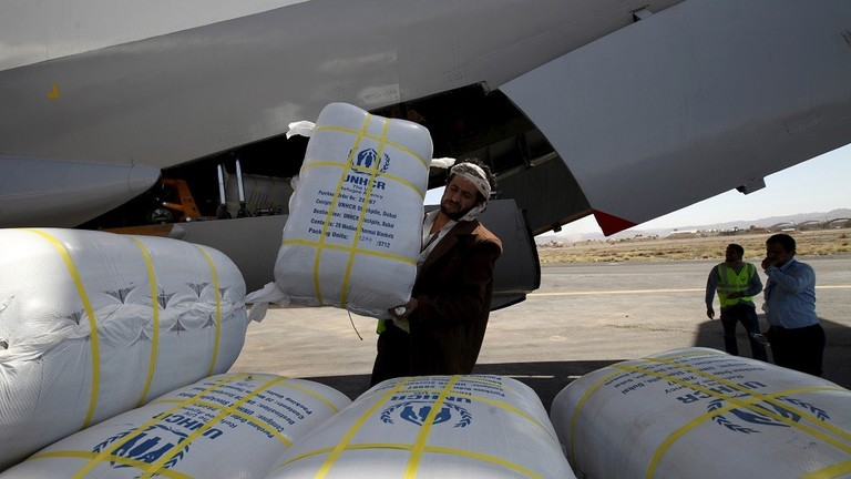 Aid to Yemen- Archives