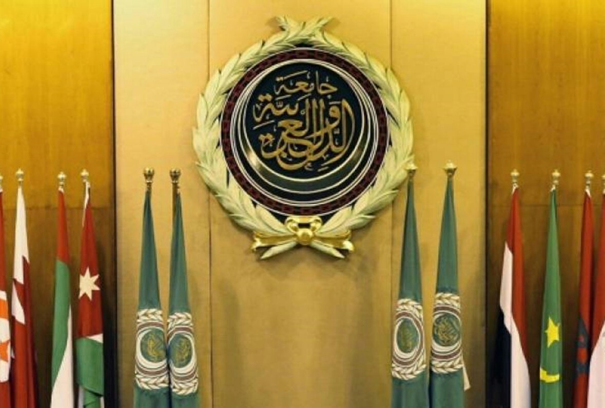 The Arab League finally broke its silence