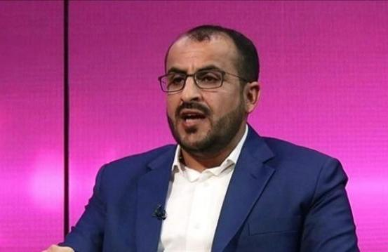 The official speaker for the Houthis Mohammad Abdulsalam