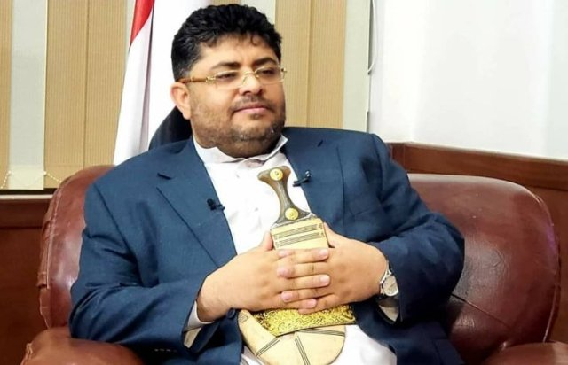 Mohammed Ali al-Houthi, Senior leader in Houthis, member of Supreme Political Council