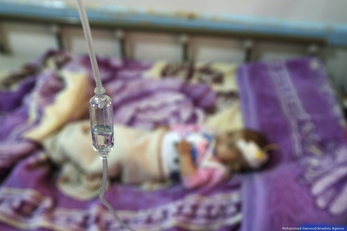 One child dies every 12 minutes in Yemen
