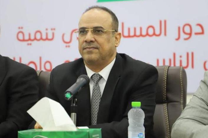 نتيجة بحث الصور عن صور للميسري وزيرالداخليه اليمني