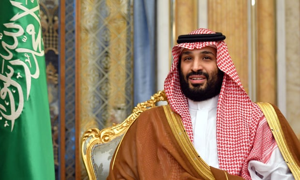 The Saudi crown prince, Mohammed bin Salman, has overseen a crackdown on perceived critics since September 2017.