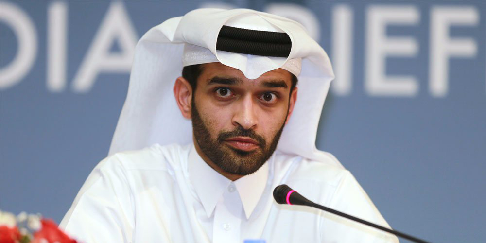 Hassan Al Thawadi, Secretary General of the Supreme Committee for Delivery & Legacy (SC)