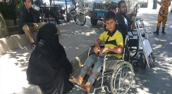 Yemeni people with disabilities in lurch