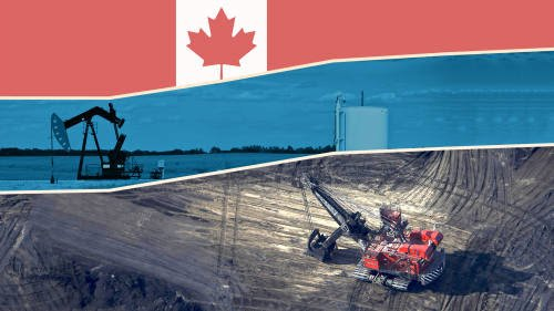 Canada, US seek to stabilize oil prices