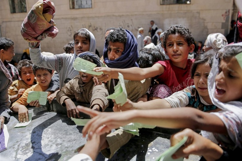 Left food insecure following war, Yemen facing another disaster due to COVID-19