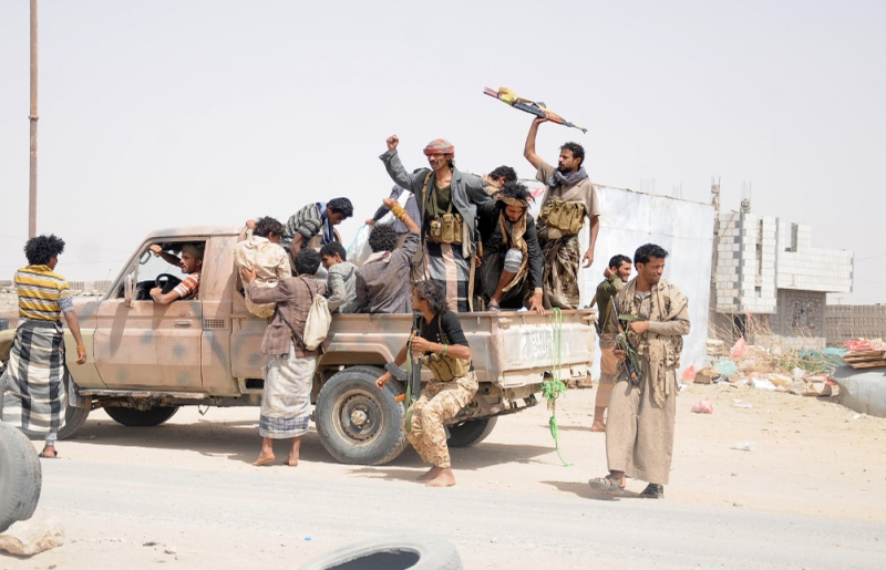 Fighting continues between the Yemeni government forces and the STC forces in Abyan