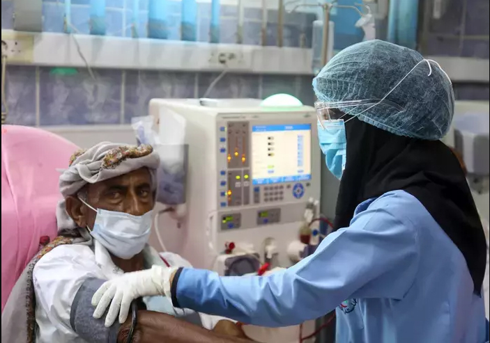 Men make up 76 % of Covid-19 infections in Yemen