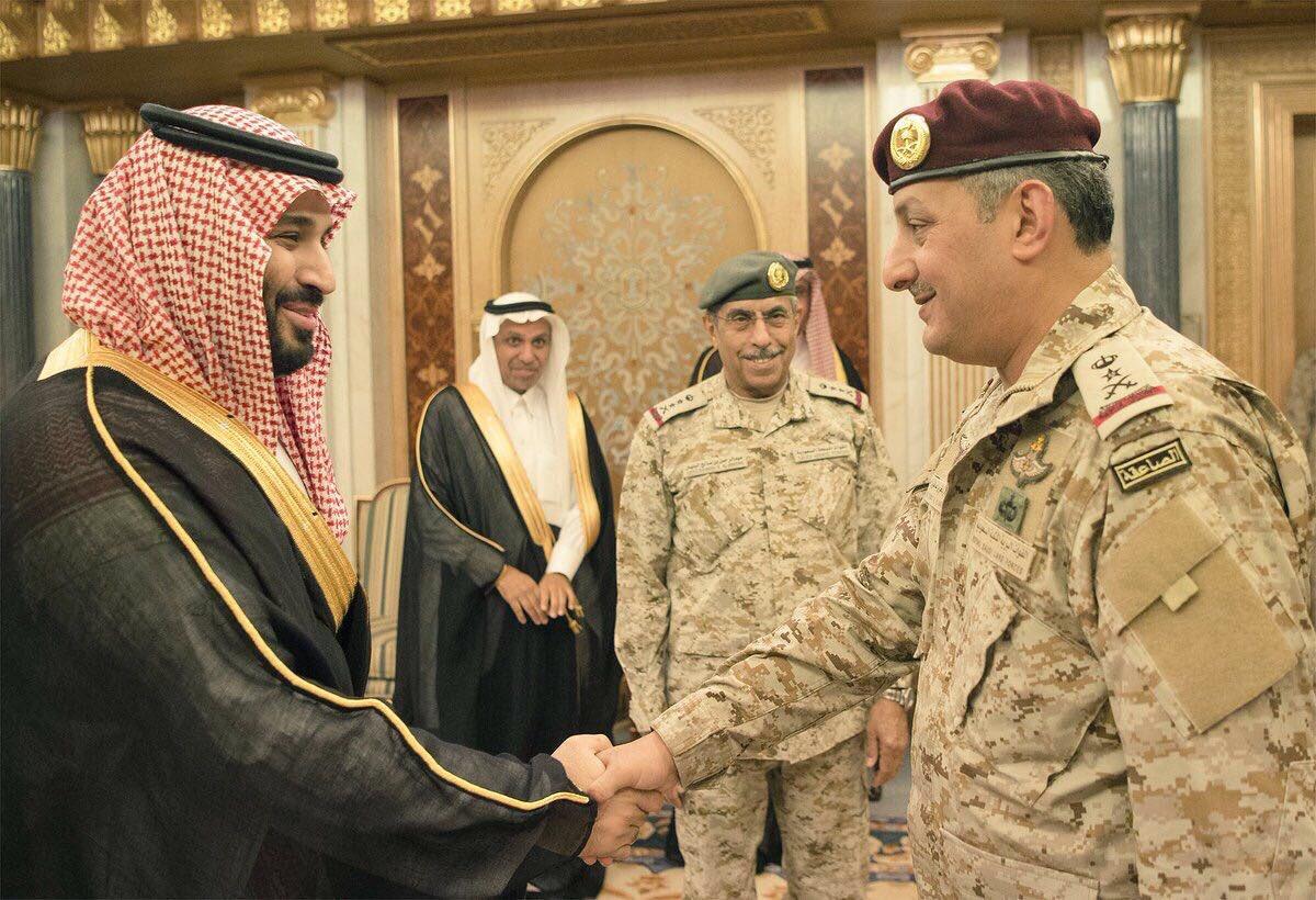 الحرب في اليمن ملف فساد اتهم فيه فهد بن تركي انقاذا لسمعة ولي العهد وزير الدفاع السعودي ديبريفر