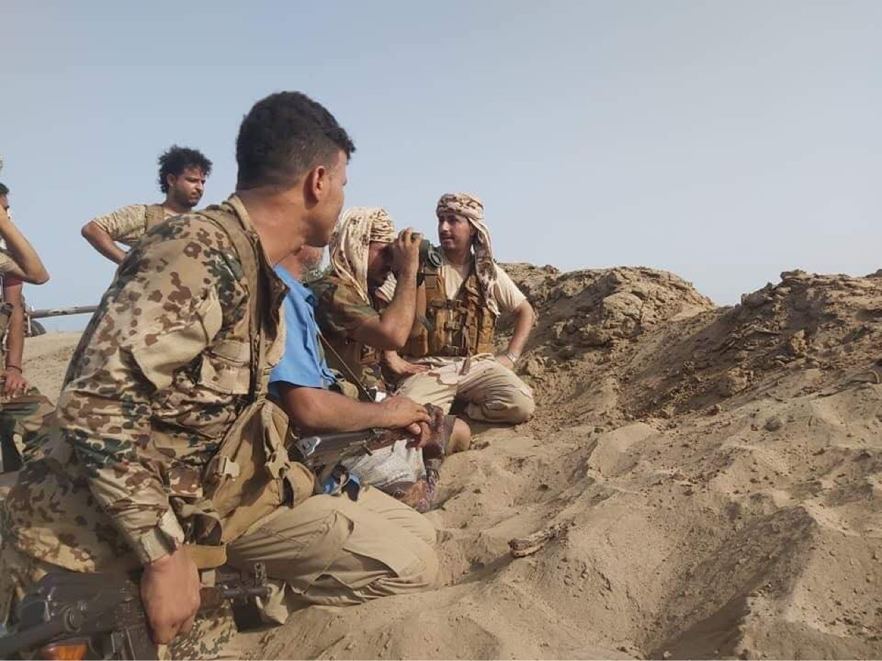 Military developments in Abyan threaten to blow up Riyadh consultations to form a new government- Abyan, archive photo