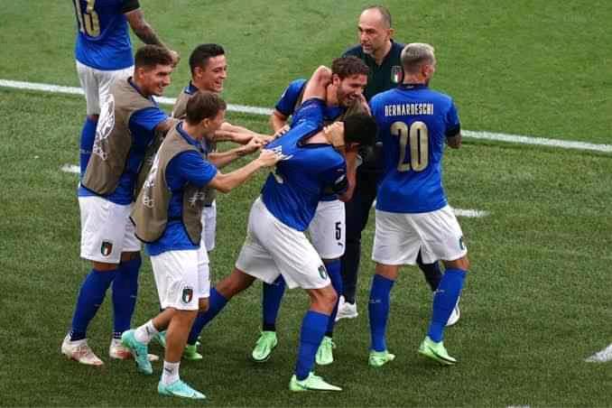 حقق المنتخب الايطالي اكبر سلسلة انتصارات في تاريخه ب30 انتصار
