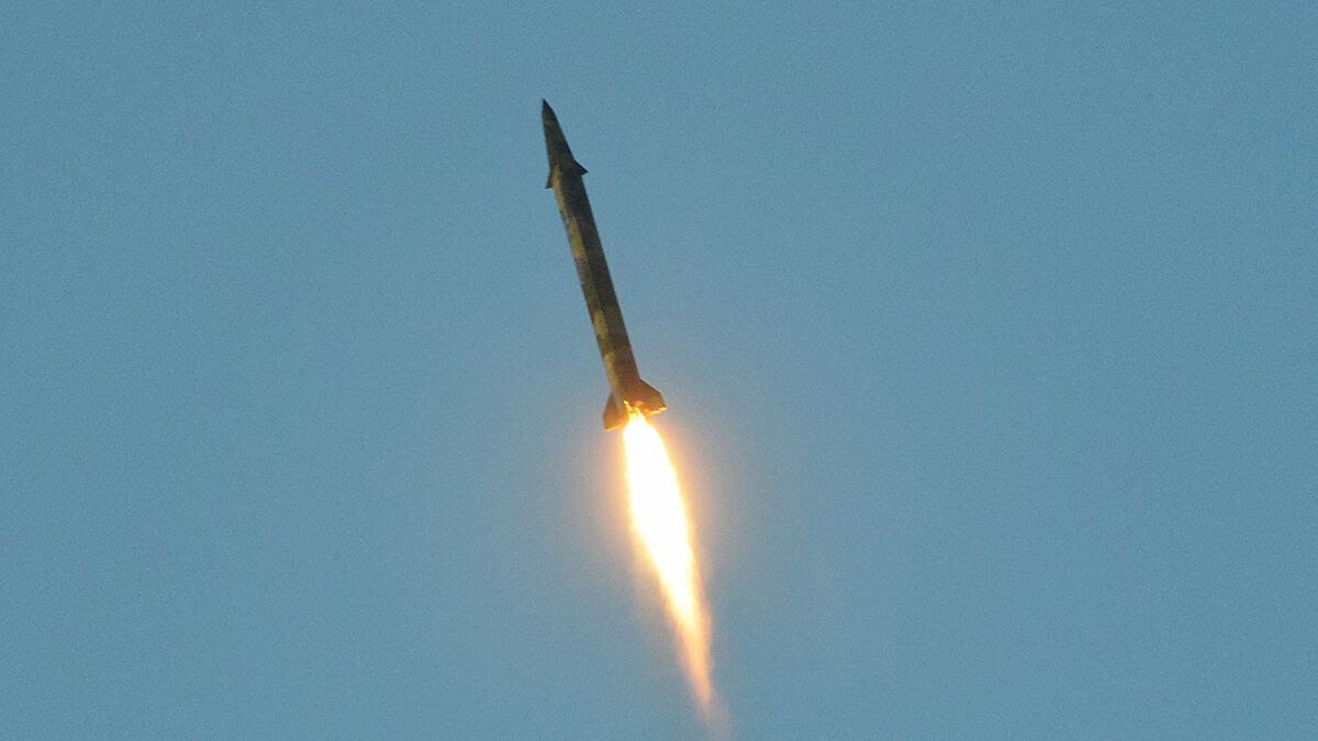صاروخ باليستي - ارشيف