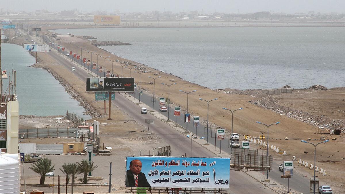 يسيطر الانتقتالي على عدن منذ اغسطس 2019