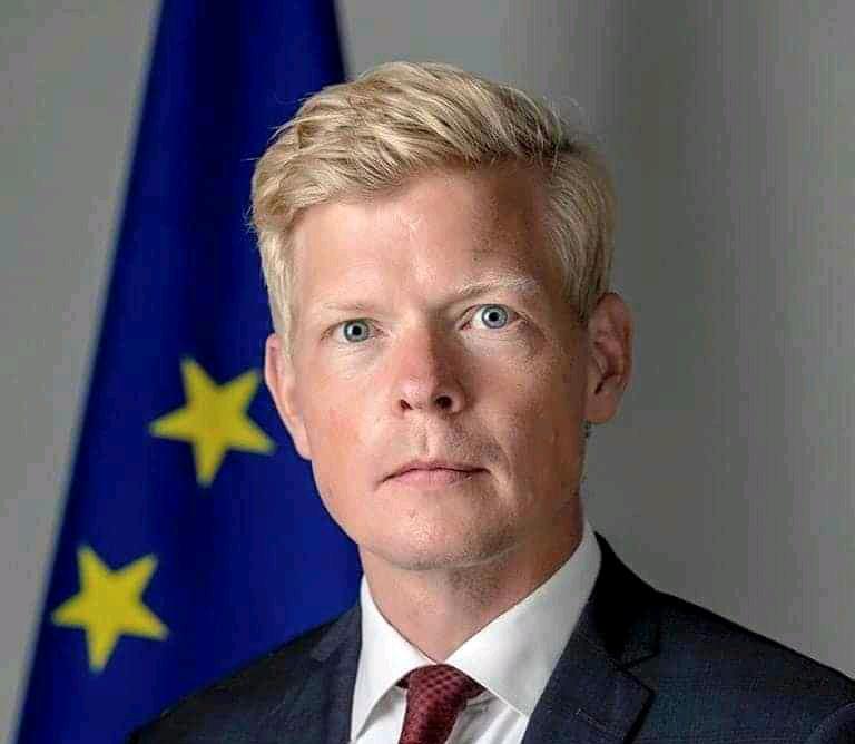 الدبلوماسي السويدي هانس غروندبيرغ