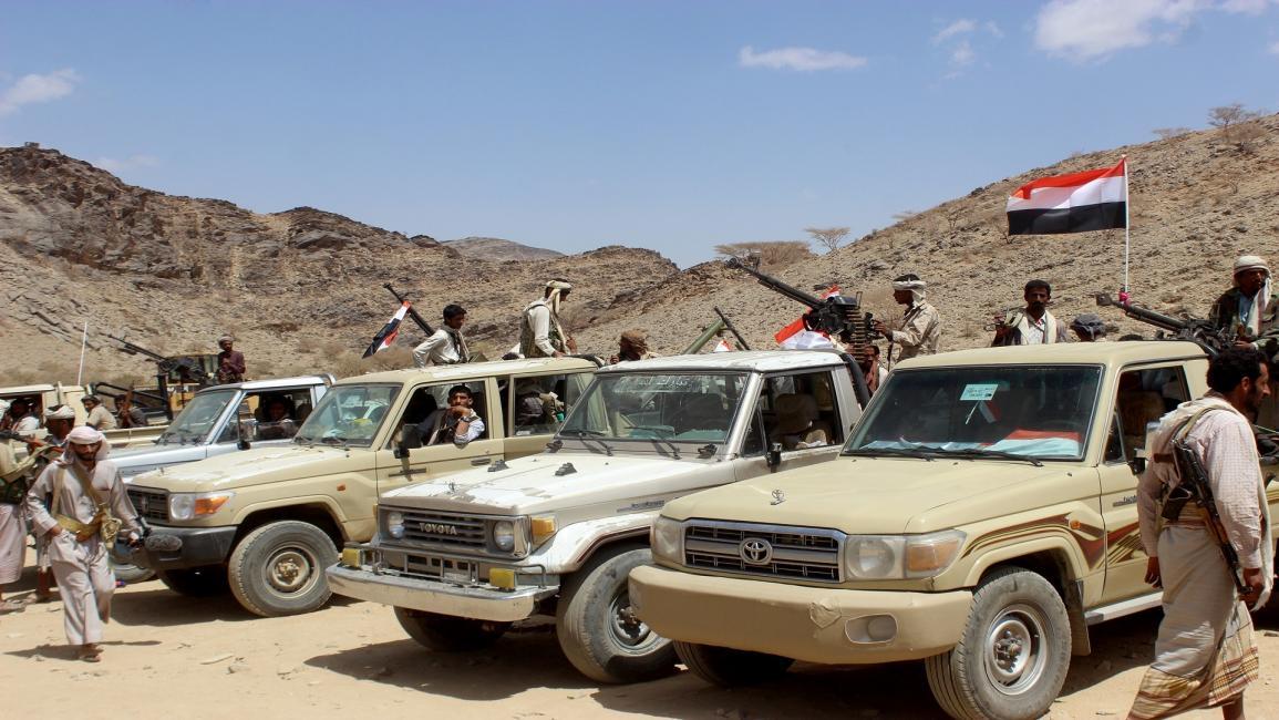 معارك في البيضاء تسفر عن سيطرة الحكومة على عدث مواقع