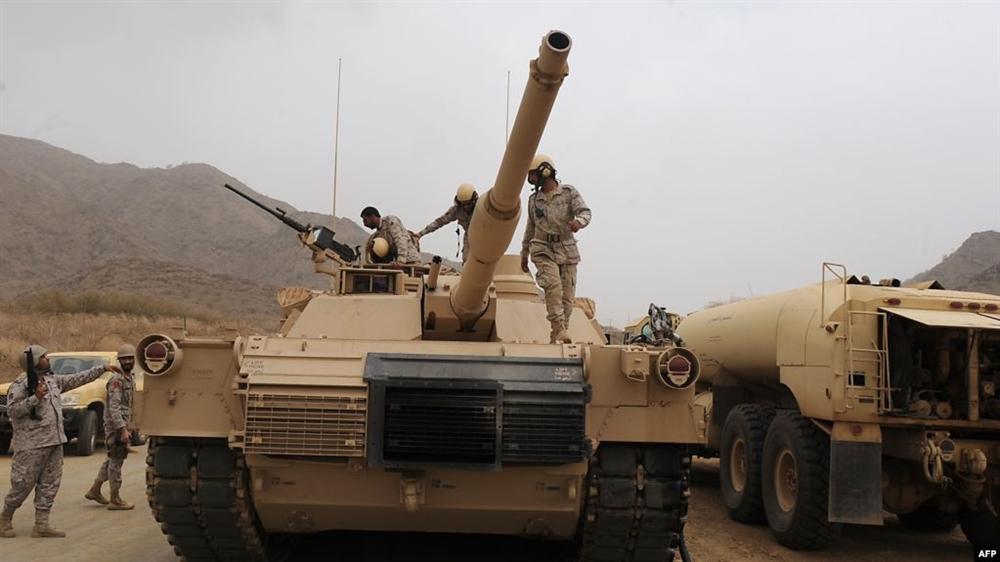 الحوثيون يتهمون القوات السعودية باستهداف المناطق الحدودية