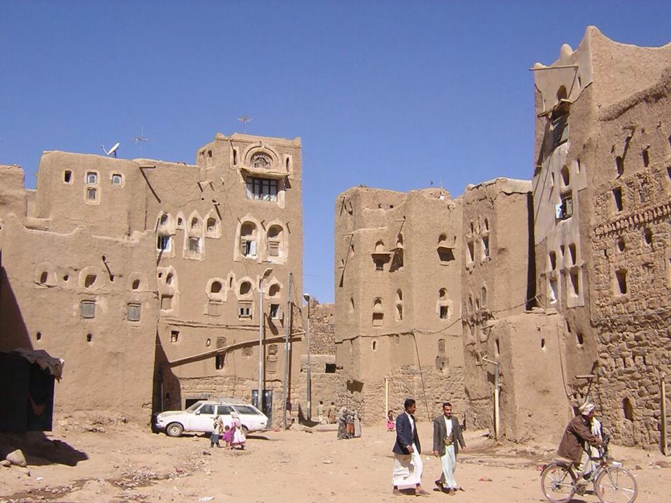 مدينة عمران القديمة