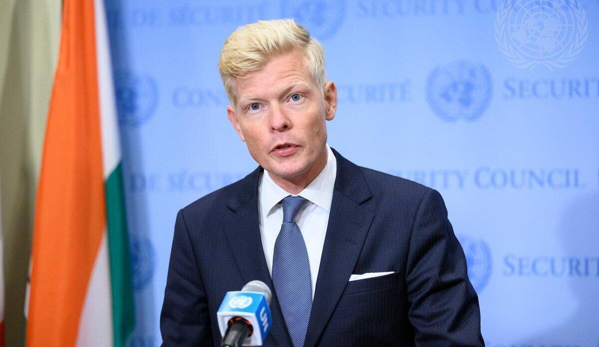 المبعوث الخاص للأمم المتحدة، إلى اليمن هانس جروندبرج