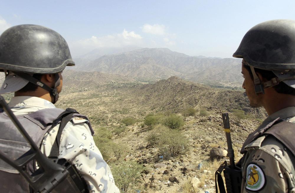 قوات حرس الحدود السعودي